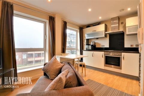1 bedroom apartment for sale - St Georges Walk, Sheffield