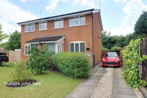 3 bedroom semi-detached house for sale - Thames Close, Congleton