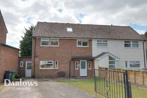 4 bedroom semi-detached house for sale - Llanon Road, Cardiff