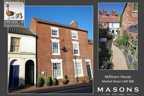 2 bedroom townhouse for sale - King Street, Market Rasen LN8 3BB