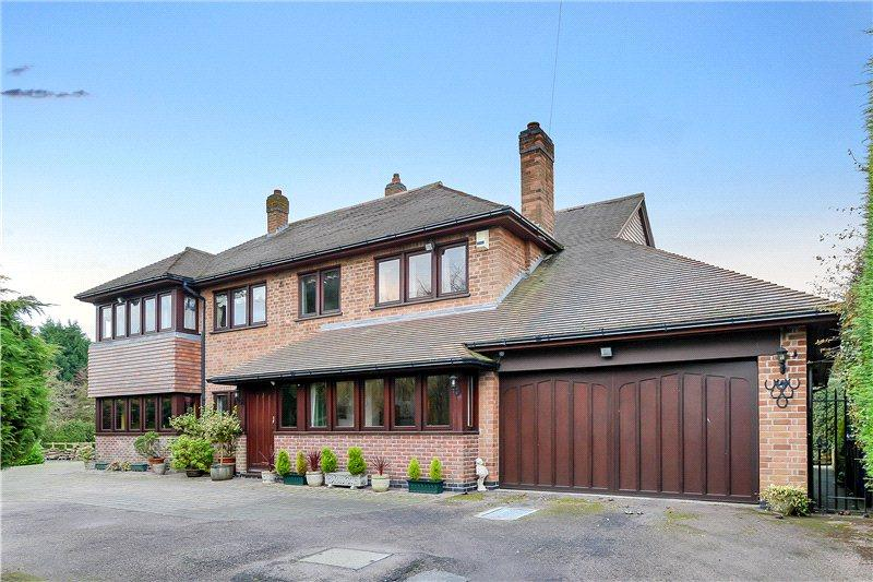 6 Bedrooms Detached House for sale in Melton Road, Stanton On The Wolds, Nottinghamshire