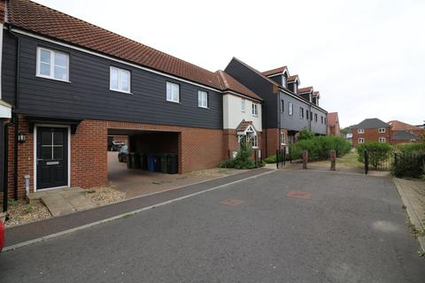 2 bedroom terraced house for sale - King George Mews, Diss