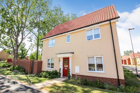 3 bedroom semi-detached house for sale - Jermyn Way, Tharston, Norwich