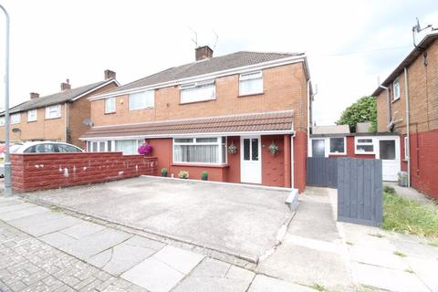 3 bedroom semi-detached house for sale - St Davids Crescent Ely Cardiff CF5 4GP