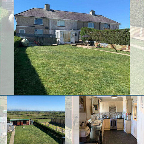 3 bedroom terraced house for sale - Carmel, Llannerch-Y-Medd, Anglesey