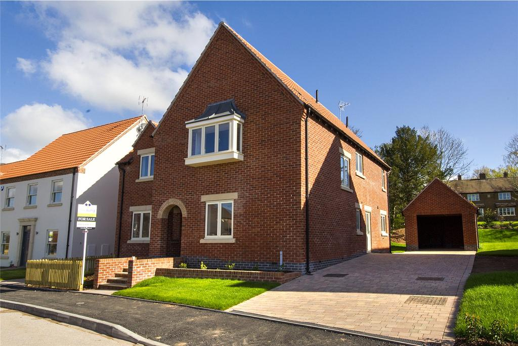 4 Bedrooms Detached House for sale in Bourne House, West Manor Park, Epperstone, Nottingham