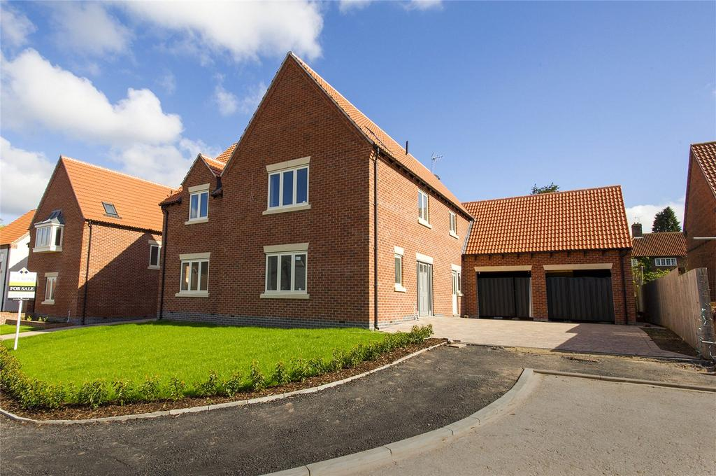 4 Bedrooms Detached House for sale in Huskinson House, West Manor Park, Epperstone, Nottingham