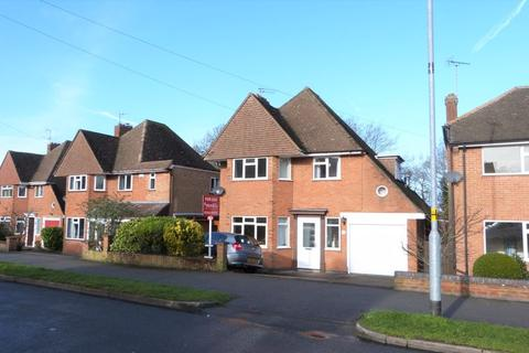 4 bedroom detached house for sale - Ash Tree Road, Oadby
