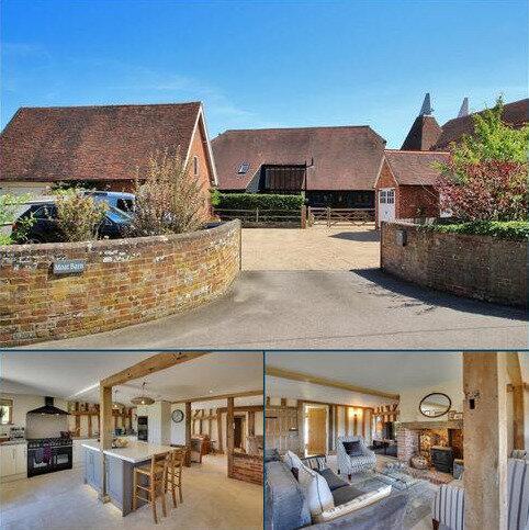 4 bedroom detached house for sale - Collier Street, Nr Marden, Kent, TN12