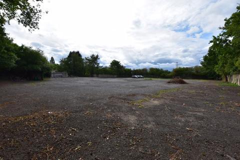 Land to rent - Roaring Gate Lane, Altrincham