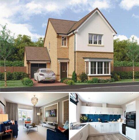 4 bedroom detached house for sale - Plot 146, The Esk at Westburn Village, Victoria Road West NE31