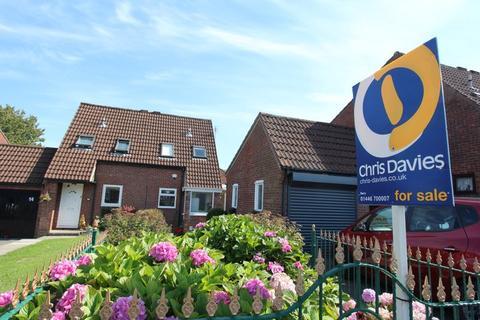 2 bedroom semi-detached house for sale - Glynbridge Close, Barry