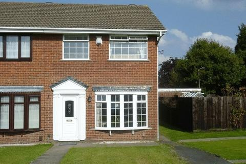 3 bedroom end of terrace house to rent - Braithwaite Road, Lowton