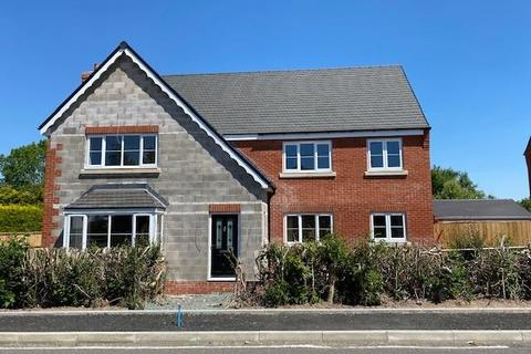 5 bedroom detached house for sale - 12 Willowbank Meadows, Hengoed, Oswestry