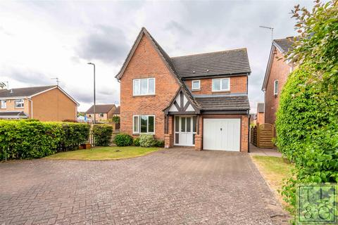 4 bedroom detached house for sale - St. Margarets Road, Evesham