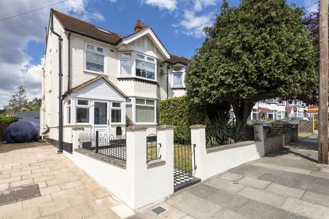 4 bedroom end of terrace house for sale - Earlshall Road, London, SE9