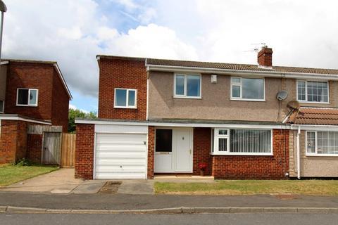 4 bedroom semi-detached house for sale - Ingram Drive, Blyth