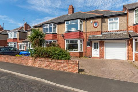 4 bedroom semi-detached house for sale - Teviotdale Gardens, High Heaton, Newcastle upon Tyne