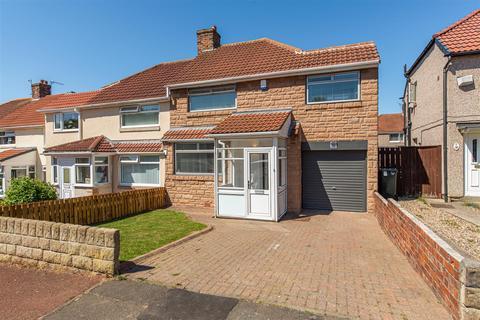 3 bedroom semi-detached house for sale - Alwinton Gardens, Lobley Hill, Gateshead