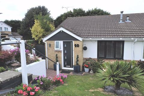 2 bedroom semi-detached bungalow for sale - Brookfield Avenue, Barry, Vale Of Glamorgan
