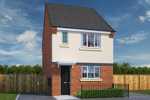 3 bedroom house for sale - Plot 20, The Laskill at Lyme Gardens Phase 2, Stoke On Trent, Commercial Road, Stoke on Trent ST1