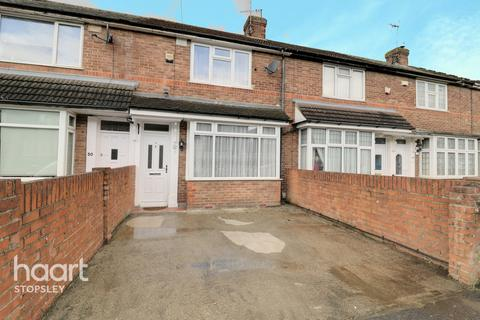 2 bedroom terraced house for sale - Stapleford Road, Luton