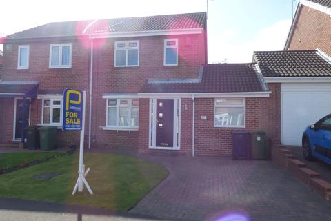 4 bedroom semi-detached house for sale - Glanton Close, Wardley, Gateshead, Tyne and Wear, NE10 8UH