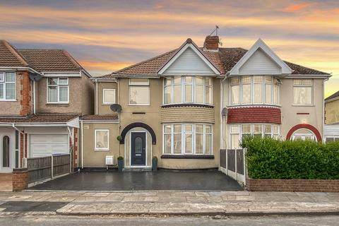4 bedroom semi-detached house for sale - Blondvil Street, Coventry