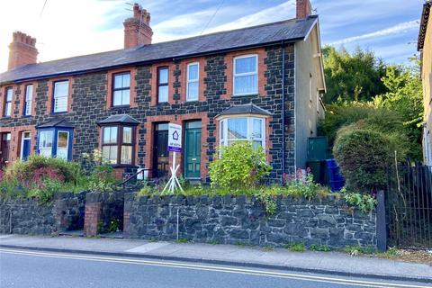 2 bedroom end of terrace house for sale - Caernarfon Road, Bangor, Gwynedd, LL57