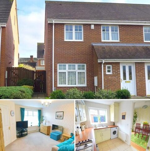3 bedroom link detached house for sale - County Mews, South Shields