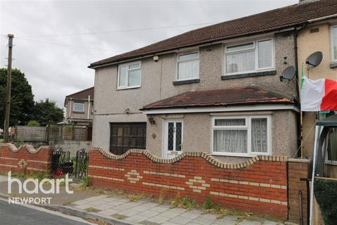 4 bedroom semi-detached house to rent - Bilston Street, Newport