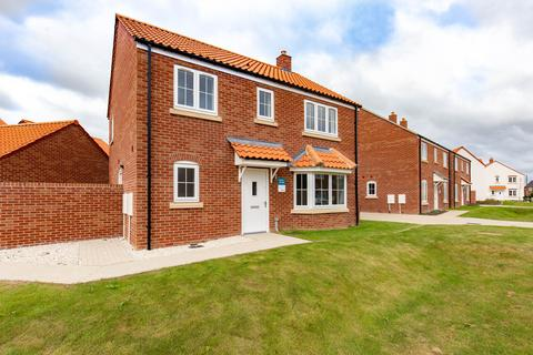 Lovell Homes - The Spires - Plot 100, The Chedworth at Greetwell Fields, St. Augustine Road LN2