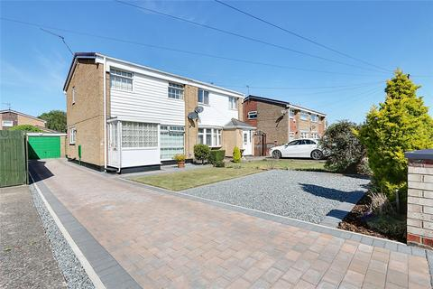 3 bedroom semi-detached house for sale - Downfield Avenue, Hull, East Riding of Yorkshi, HU6