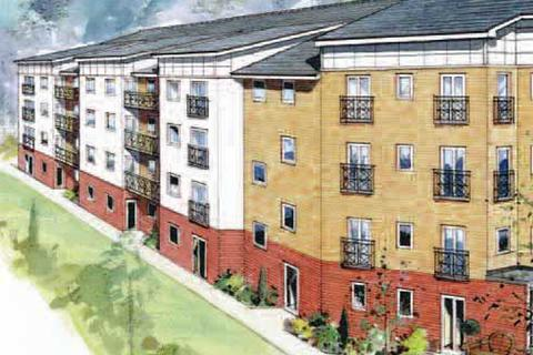 2 bedroom flat for sale - Plot 15, Type A at St James Court, Sanderson Villas NE8