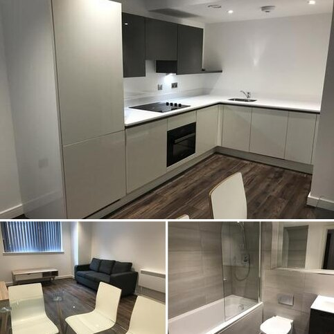 1 bedroom apartment to rent - Dayus House, Tenby Street South, Birmingham, B1 3BS
