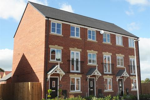 3 bedroom end of terrace house for sale - Plot 105, The Greyfriars at Yew Tree Gardens, Grange Road GL4
