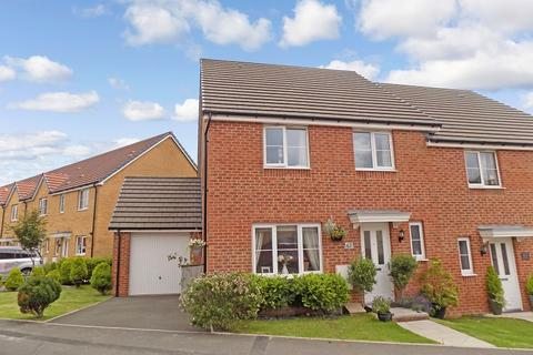 4 bedroom semi-detached house for sale - Wood Green, Cefn Glas, Bridgend . CF31 4AT