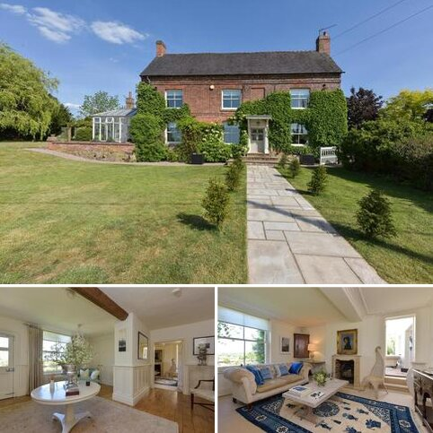 6 bedroom detached house for sale - Main Road, Upton, Nuneaton, Leicestershire, CV13