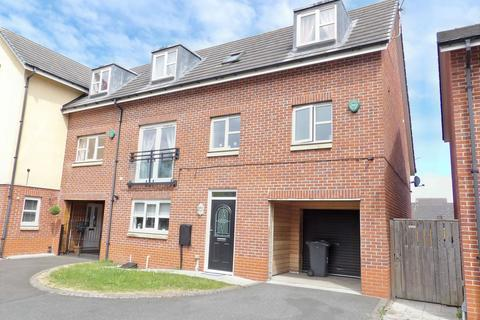 4 bedroom townhouse for sale - King George Road, Cleadon Vale, South Shields, Tyne and Wear, NE34 8PP