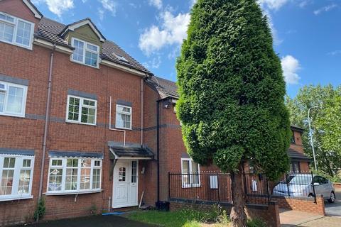 4 bedroom semi-detached house to rent - Hawthorne Close, Bordesley Village, Birmingham B9 4JF