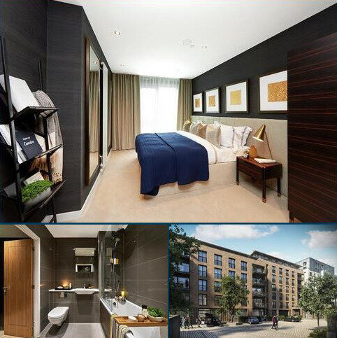 2 bedroom apartment for sale - Plot 65, Apartment at Mode, Centric Close, Oval Road NW1