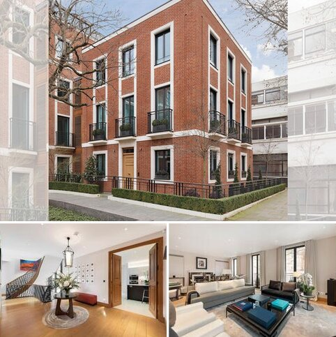 4 bedroom semi-detached house for sale - Henry Moore Court, Manresa Road, London, SW3