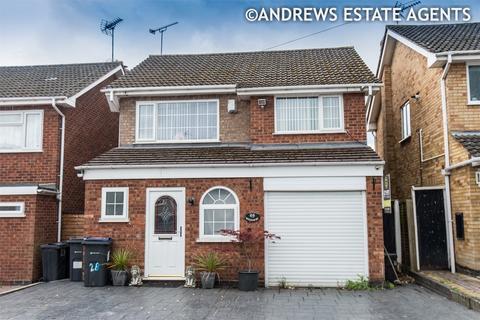 3 bedroom detached house for sale - Woodway, Erdington, BIRMINGHAM