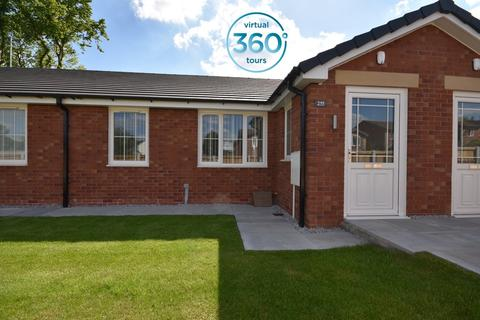 2 bedroom terraced bungalow to rent - Shawclough Road, Shawclough
