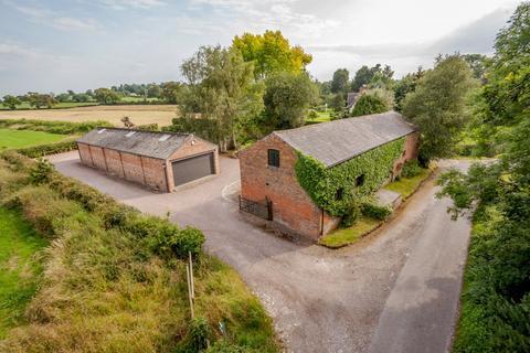 Plot for sale - Spurstow, Tarporley, Cheshire