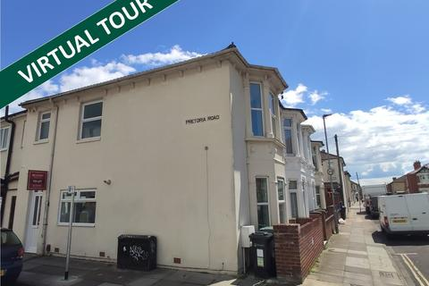 2 bedroom end of terrace house to rent - HASLEMERE ROAD, SOUTHSEA, PO4 9AN