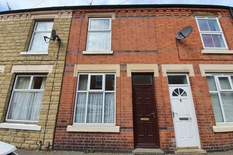 2 bedroom terraced house for sale - Rosebery Avenue, Melton Mowbray