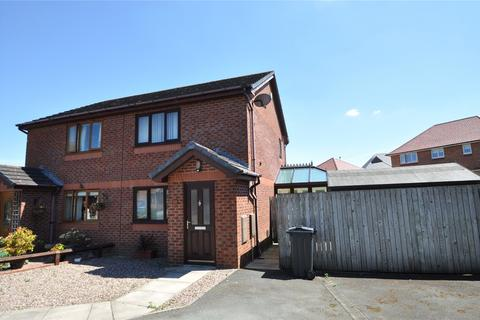 2 bedroom semi-detached house for sale - Smithfields, Tattenhall, CH3