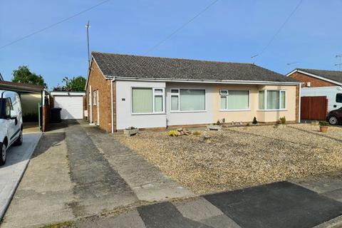 2 bedroom semi-detached bungalow - Lansdown Close, Melksham