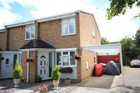 2 bedroom end of terrace house for sale - Kingswood Close, Bishops Cleeve, Cheltenham, Gloucestershire, GL52